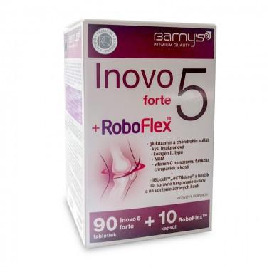 BARNY´S INOVO FORTE+ROBOFLEX SET 90+10 SET 1X1 90+10CPS